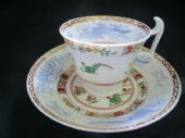 SOLD Spode Early cup & saucer London shape